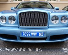 Rent a luxury car with a private driver